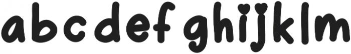 playinspiredbold ttf (700) Font LOWERCASE