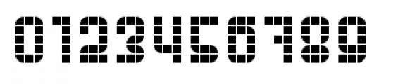 Planet Grid Font OTHER CHARS