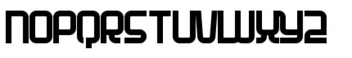 Planet Font UPPERCASE