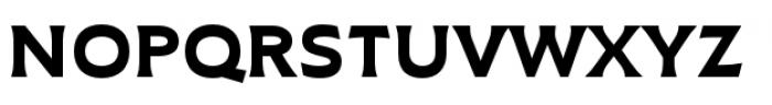 Plathorn Extended Black Font UPPERCASE