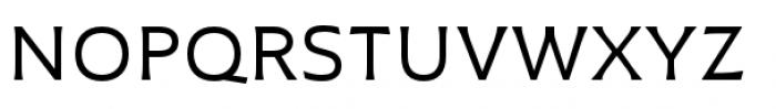 Plathorn Extended Regular Font UPPERCASE