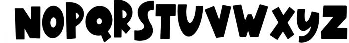 Plaid Chameleon A Block Font with Plaid Font LOWERCASE