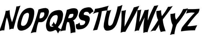 PLATSCH 2 Font UPPERCASE