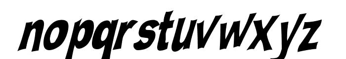PLATSCH 2 Font LOWERCASE