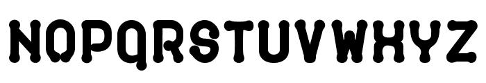 PLAYGROUND Font UPPERCASE