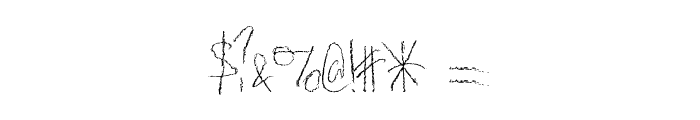PLENTYofMETAL Font OTHER CHARS