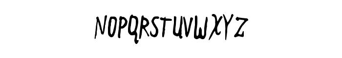 PlainLines Font LOWERCASE