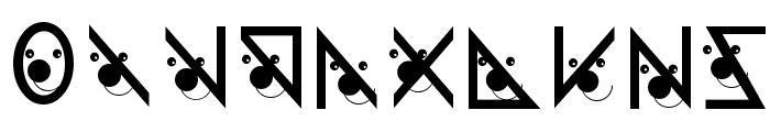 PlanetarishBats Font OTHER CHARS