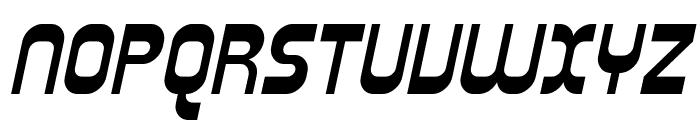 Plasmatica Italic Font UPPERCASE