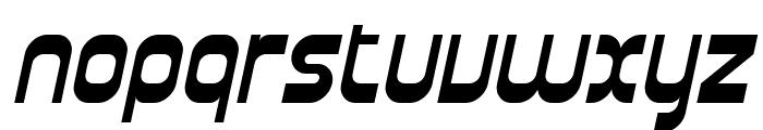Plasmatica Italic Font LOWERCASE