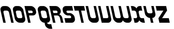 Plasmatica Rev Bold Italic Font UPPERCASE