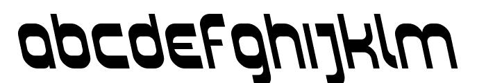 Plasmatica Rev Italic Font LOWERCASE