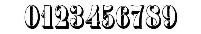Plastische Plakat-Antiqua Font OTHER CHARS