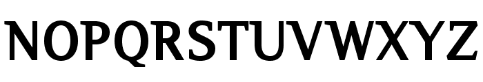 PlatanBG Font UPPERCASE