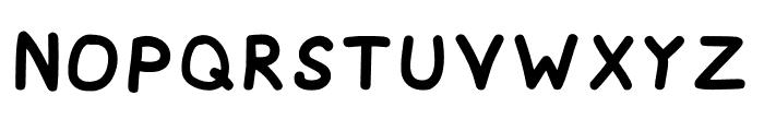 Play - Regular Demo Font UPPERCASE