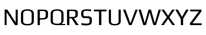 Play Regular Font UPPERCASE