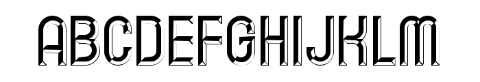 Playback Regular Font UPPERCASE