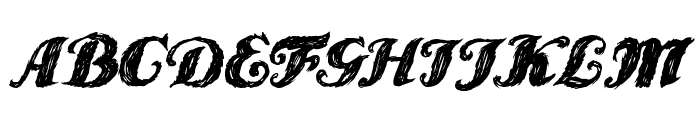 Player One Font UPPERCASE