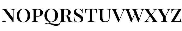Playfair Display SC SemiBold Font LOWERCASE
