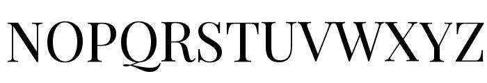 Playfair Display SC Font UPPERCASE