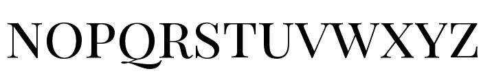 Playfair Display SC Font LOWERCASE