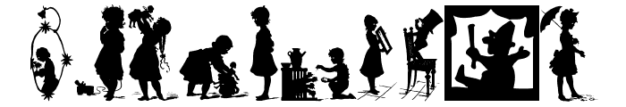 PlayingChildren Font OTHER CHARS