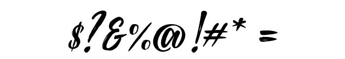 Playlist-Script Font OTHER CHARS