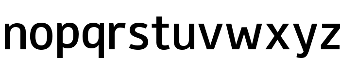 PleaseOptimize Font LOWERCASE