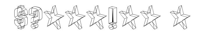 Plexifont Font OTHER CHARS