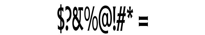 Pliskin Snake-Eyes Font OTHER CHARS