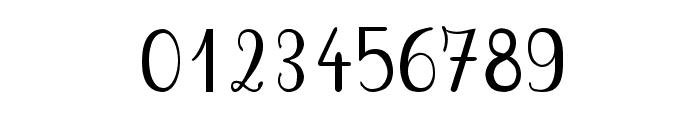 Plum Script Font OTHER CHARS