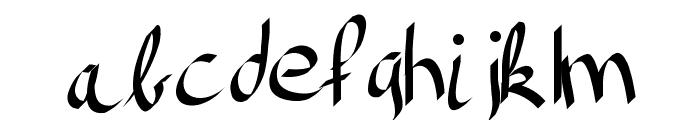 PlumePLUME Font LOWERCASE