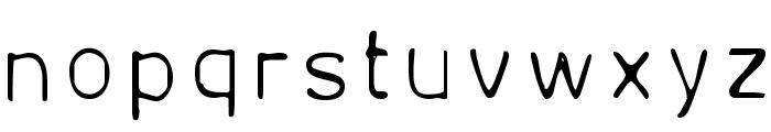 plantiya2 Font LOWERCASE