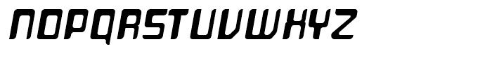 Planetor Italic Font UPPERCASE