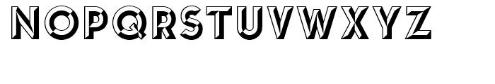 Plastica Pro Regular Font UPPERCASE