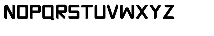 PlatformOne Black Font UPPERCASE
