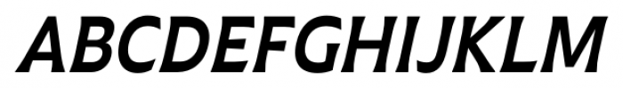Plathorn Condensed Bold Italic Font UPPERCASE