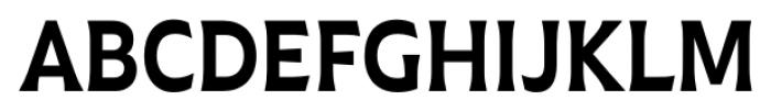 Plathorn Condensed Bold Font UPPERCASE