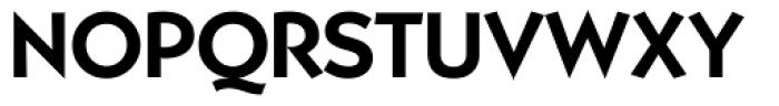 PL Bernhardt-Medium Font UPPERCASE
