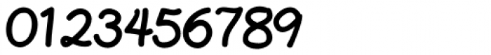 PlainPensle ExtraBold Font OTHER CHARS