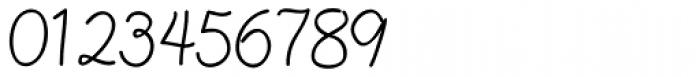PlainPensle Font OTHER CHARS