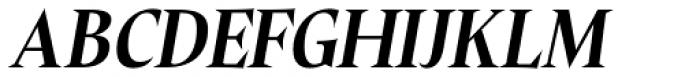 Plaisir Bold Italic Font UPPERCASE