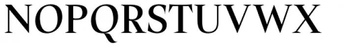 Plaisir Semi Bold Font UPPERCASE