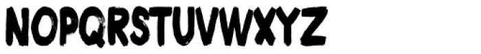 Plakkaat Condensed Font LOWERCASE