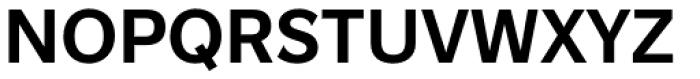 Plan Grotesque Std Medium Font UPPERCASE