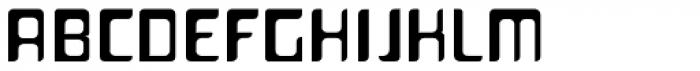 Planetor Light Font UPPERCASE
