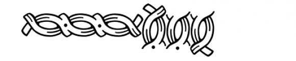 PlantagenetORNT Font OTHER CHARS