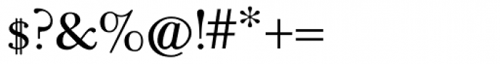 PlantagenetT Roman Font OTHER CHARS