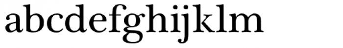 PlantagenetT Roman Font LOWERCASE