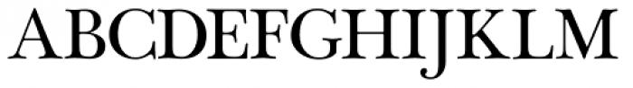 PlantagenetTT Font LOWERCASE